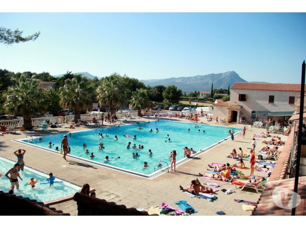 Photos Vivastreet mobile home clim camp3 *PISCINE