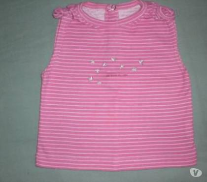 Photos Vivastreet Tee shirt sans manche, fille T 2 ans