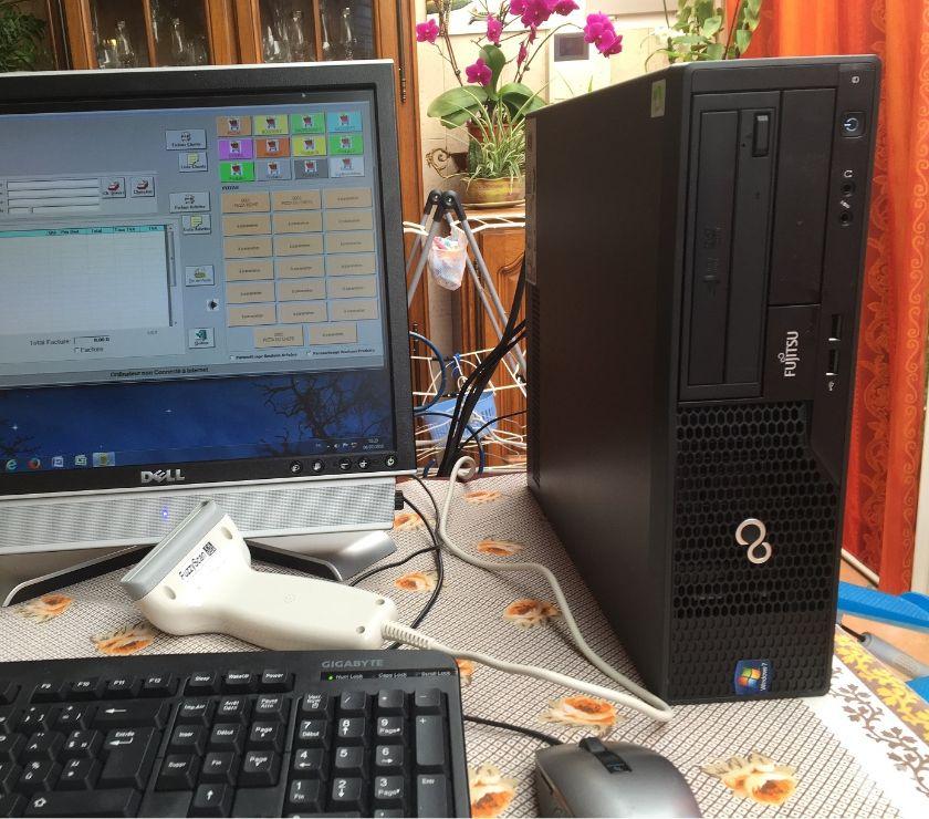 Photos Vivastreet PC avec Logiciel POS Facturation Caisse Possible
