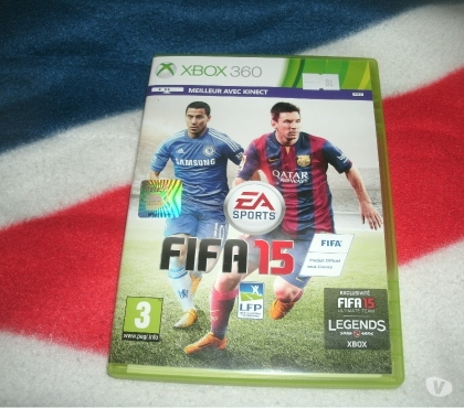 Photos Vivastreet xbox 360 fifa 15