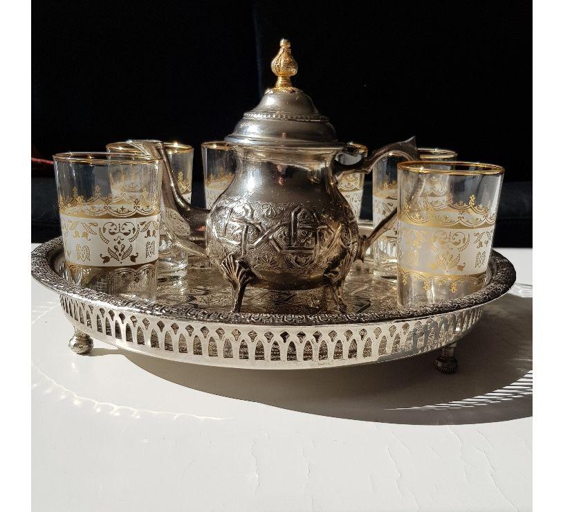 Ameublement & art de la table Doubs Sochaux - 25600 - Photos Vivastreet service à thé + plateau