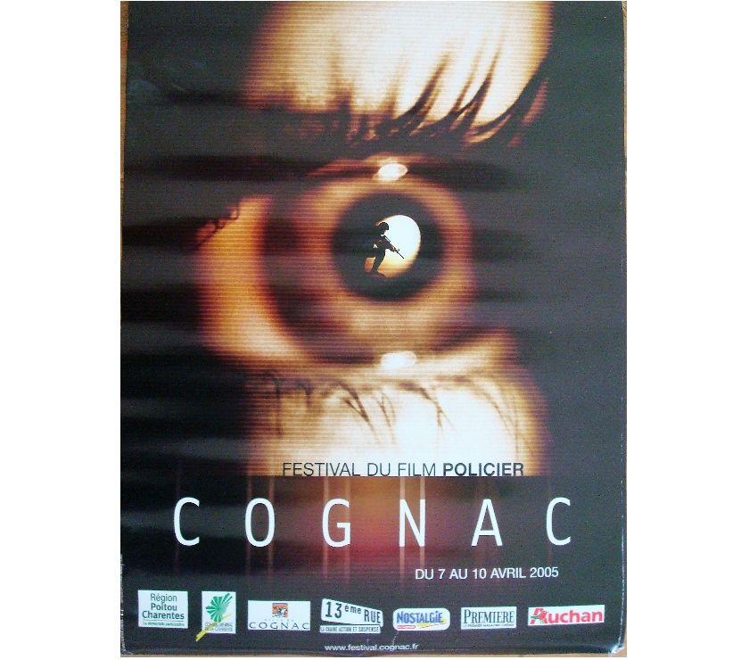 Collection Charente Cognac - 16100 - Photos Vivastreet Affiche Festival Film Policier Cognac