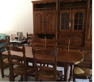 Photos Vivastreet Buffet + table + chaises