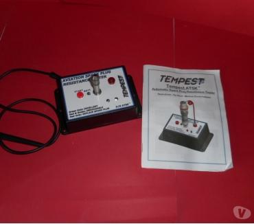 Photos Vivastreet Testeur de bougie aviation TEMPEST AT5K