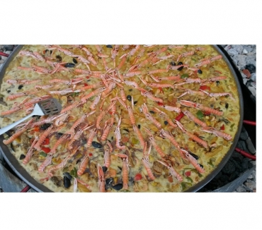 Photos Vivastreet paella géante