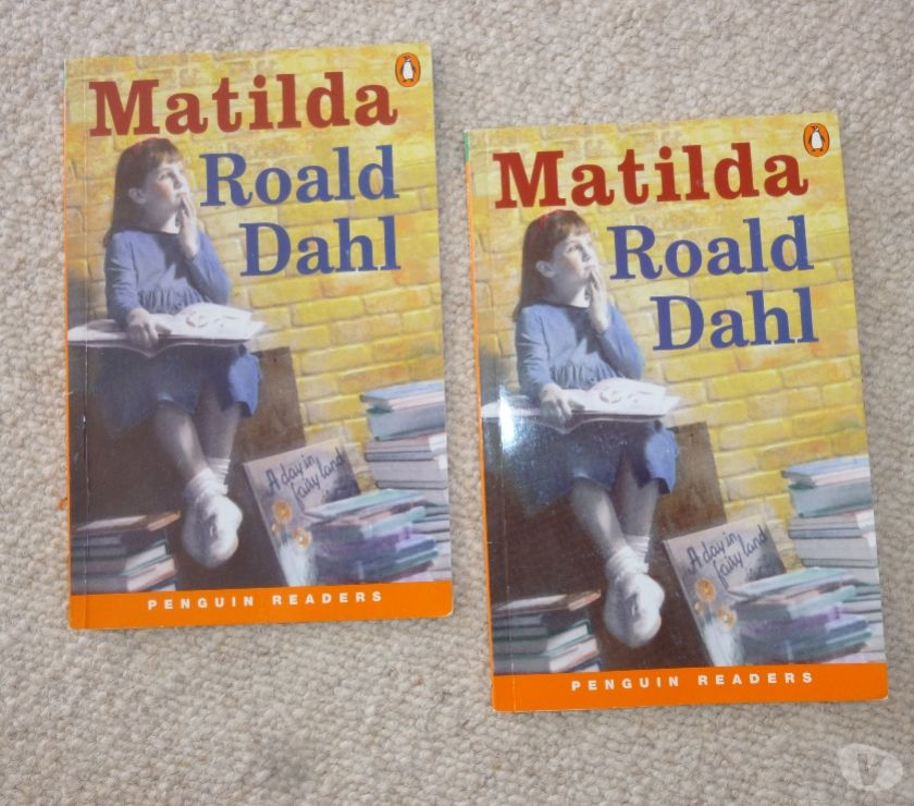 Photos Vivastreet Matilda de Roald Dahl Penguin Readers