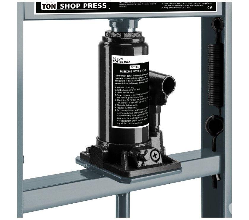 Photos Vivastreet Presse hydraulique robuste 10 Tonnes pression