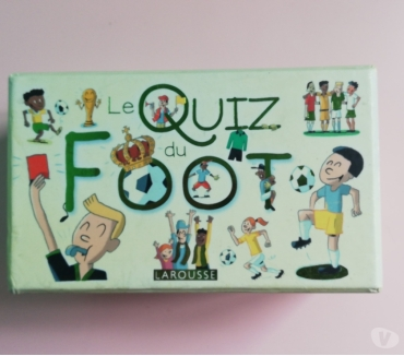 Photos Vivastreet le quizz du foot