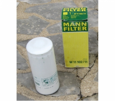 Photos Vivastreet 2 Filtres à huile Mann Filter W1110211