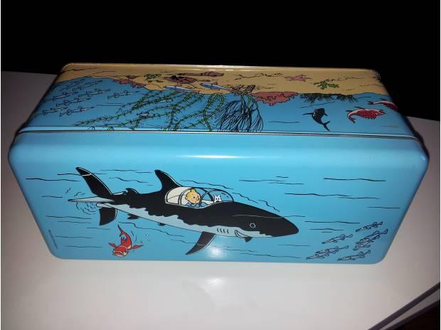Collection Gironde Bordeaux - Photos Vivastreet Boite en métal Tintin