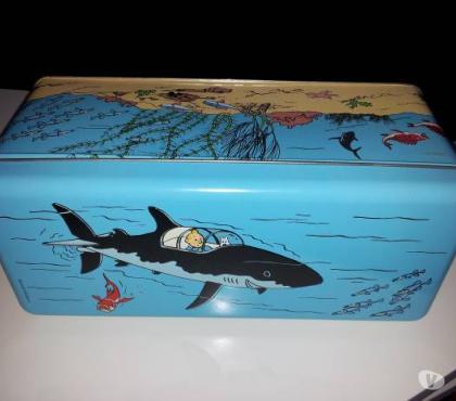 Photos Vivastreet Boite en métal Tintin