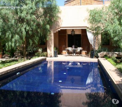 Photos Vivastreet Loue villa 3 chambres climatisees avec Piscine à Ouarzazate