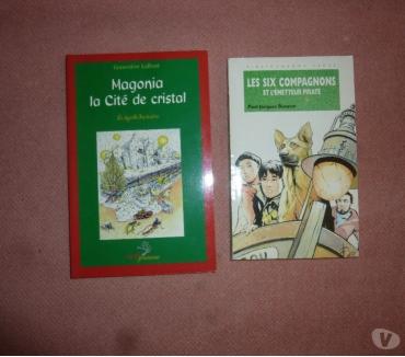 Photos Vivastreet 2 livres : Cerf jeunesse et Bibliothèque verte
