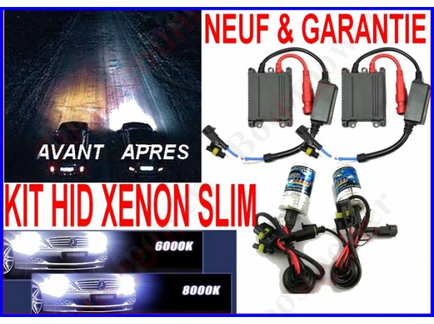 Photos Vivastreet KIT XENON HID H7 H1 H4 H3 H8 H9 H11 49€ FEU PHARE ALLEMAND