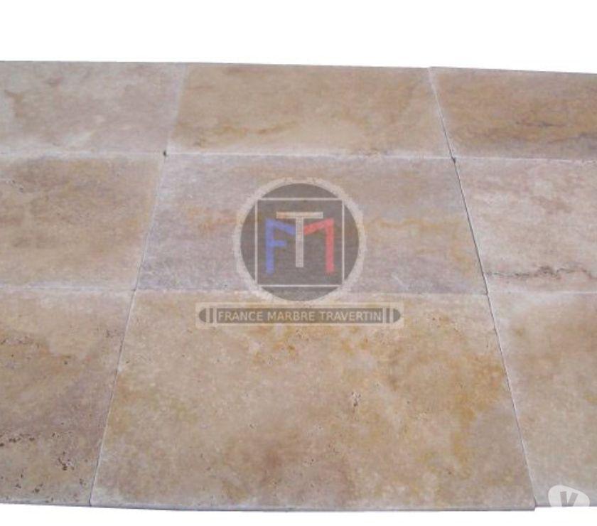 Photos Vivastreet Travertin Classique Beige 60x90x1,5cm