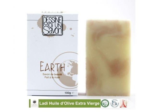 Photos Vivastreet Savon de Beauté à l'Huile d'Olive Ladi -1er Element La Terre