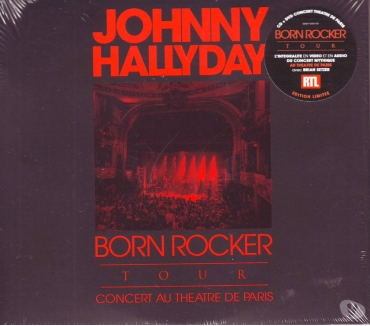 Photos Vivastreet JOHNNY HALLYDAY, CONCERT AU THEATRE DE PARIS ( CD + DVD)