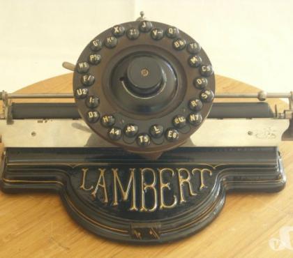 Photos Vivastreet Recherche anciennes machines à écrire et à calculer