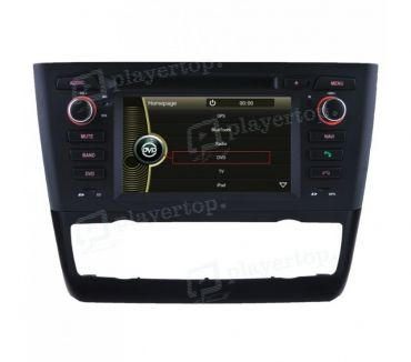 Photos Vivastreet AUTORADIO BMW SERIE 1 E81GPS ANDROID