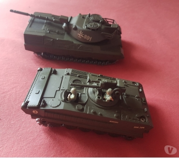 Photos Vivastreet lot 2 chars solido TBE ** AMX P 10 ** & ** KPZ LEOPARD **