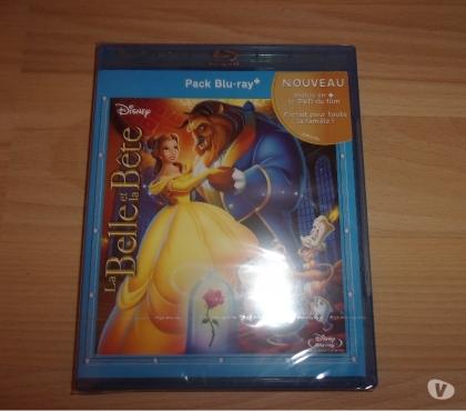 Photos Vivastreet Blu-ray et DVD La Belle et la Bête (Neuf)