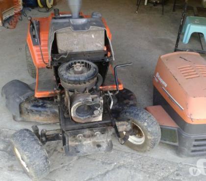 Photos Vivastreet débarrasse tracteur tondeuse, auto-portée