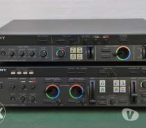 Photos Vivastreet SONY VIDEO MULTI CORRCTOR XV-C900 + TITLER XV-T550
