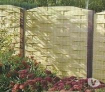 Photos Vivastreet Dalles de clôture déco Surplus de chantier
