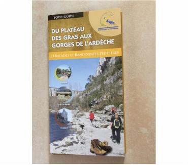 Photos Vivastreet Topos guide de randonnées en Ardèche