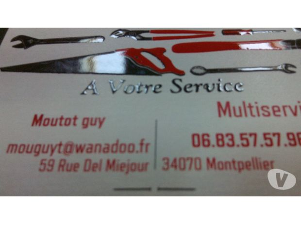 Photos Vivastreet Multiservices aux particuliers