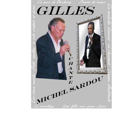 Photos Vivastreet GILLES chante M.SARDOU.