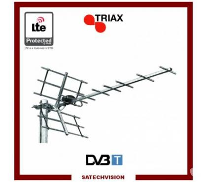 Photos Vivastreet Antenne TNT UHF Triax DIGI 14 LTE