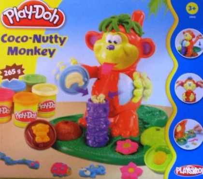 Photos Vivastreet Jouet Coco-Nutty Monkey de Play-Doh