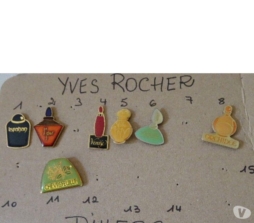 Photos Vivastreet PINS YVES ROCHER