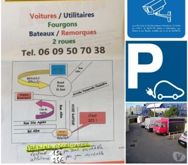Photos Vivastreet Parking occasionnel pour 1 soirée ou plus sur Marseille