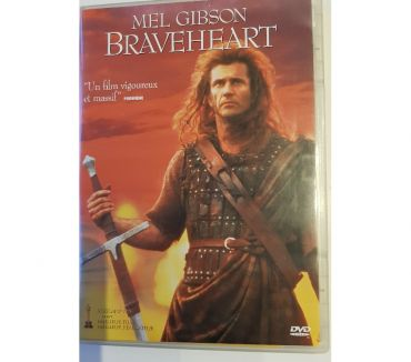 Photos Vivastreet dvd BRAVEHEART