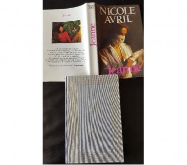 Photos Vivastreet livre JEANNE ? Nicole AVRIL