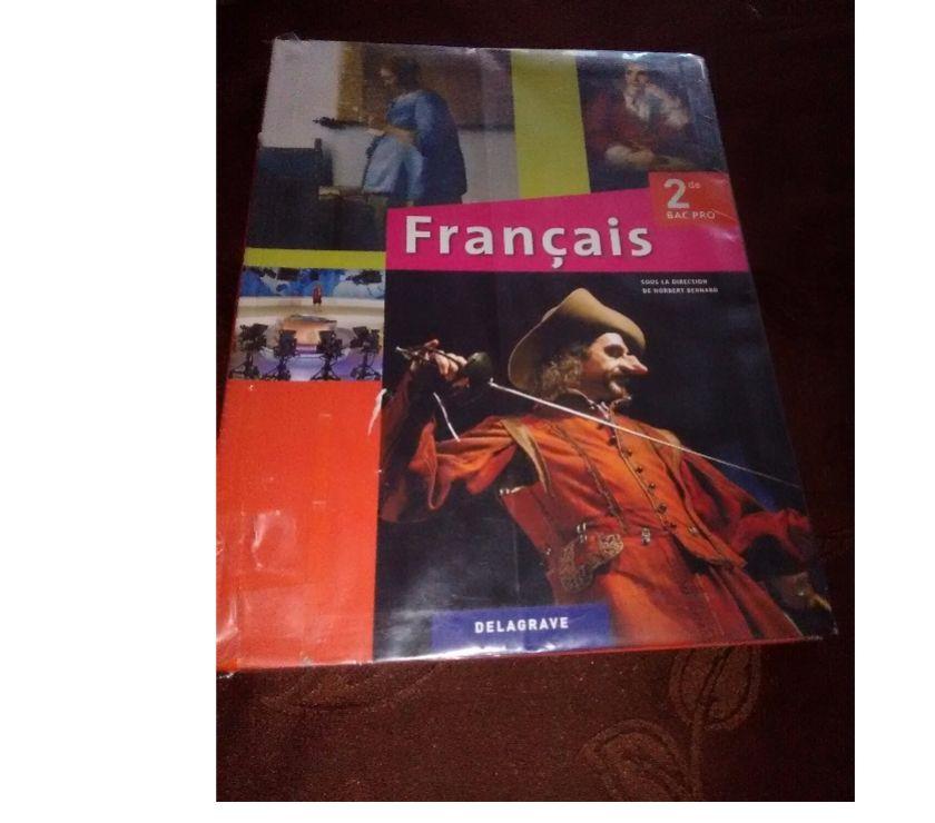 Livre Occasion Livre Seconde Bac Pro Francais Lyon 69008