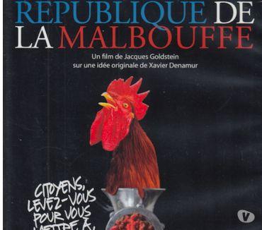 Photos Vivastreet DVD République de la Malbouffe - Film de Jacques Goldstein