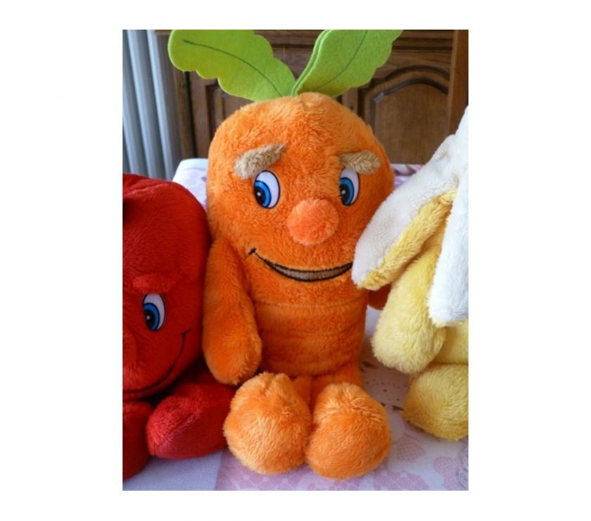 Photos Vivastreet Peluche Fruits Lidl enfant manga japon banane tomate pomme b