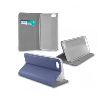 Photos Vivastreet POCHETTE BLEU IPHONE 66S AIMANTE PORTE CARTE BANCAIRE