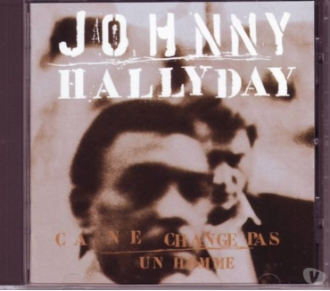 Photos Vivastreet JOHNNY HALLYDAY, CE NE CHANGE PAS UN HOMME