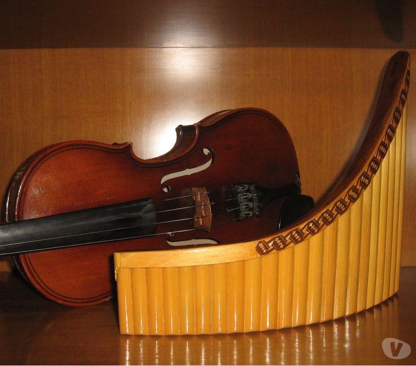 Photos Vivastreet Cours de Violon et Flute de Pan - Lecții de Muzică.