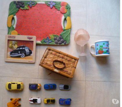 Photos Vivastreet plateau sculpté, voitures miniatures