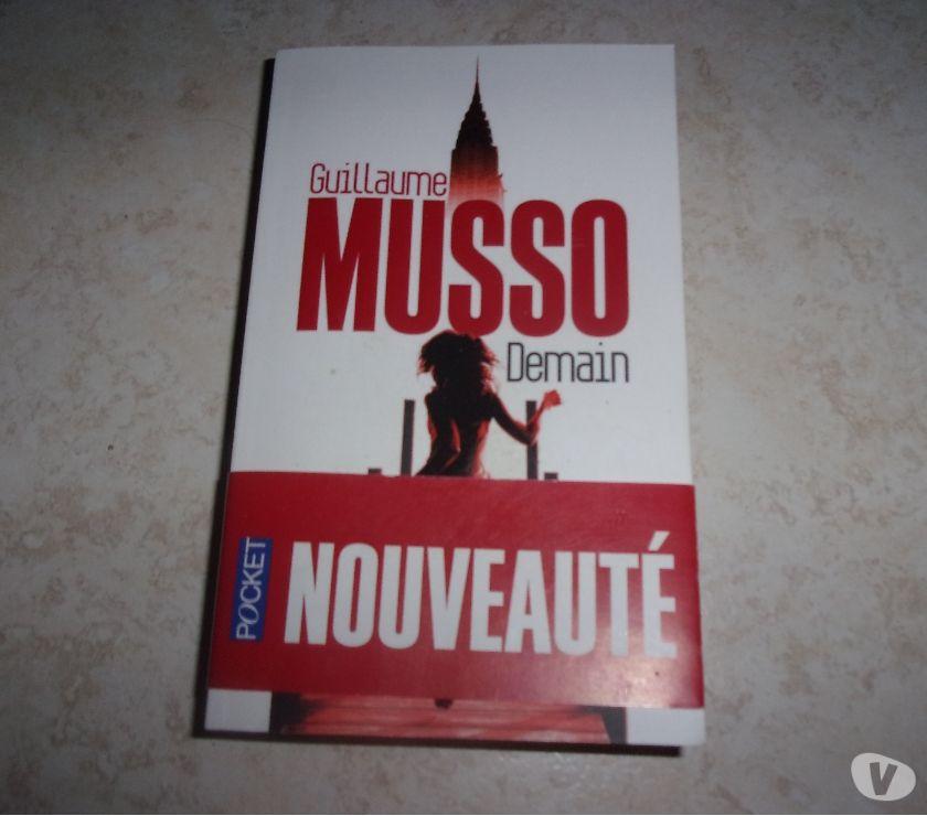 Livre Occasion Livre De Poche Demain De Guillaume Musso