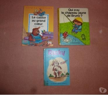 Photos Vivastreet 3 livres pour enfants débutant la lecture