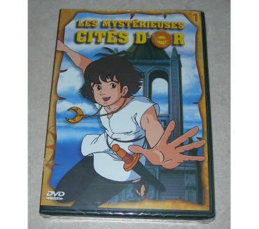 Photos Vivastreet Les Mystérieuses Cités d'Or - DVD n°1 NEUF, scellé