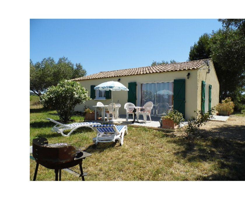 location saisonniere Hérault Aumes - 34530 - Photos Vivastreet Maison de vacances Meublée équipée de pl-pied 3 chambres