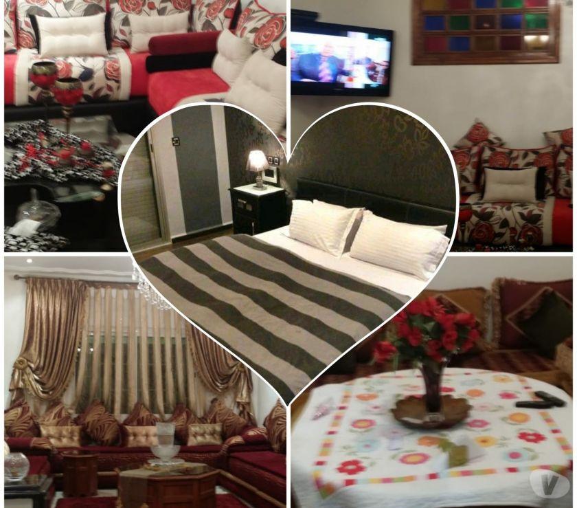 Photos Vivastreet Villa Meublée hamria Meknès