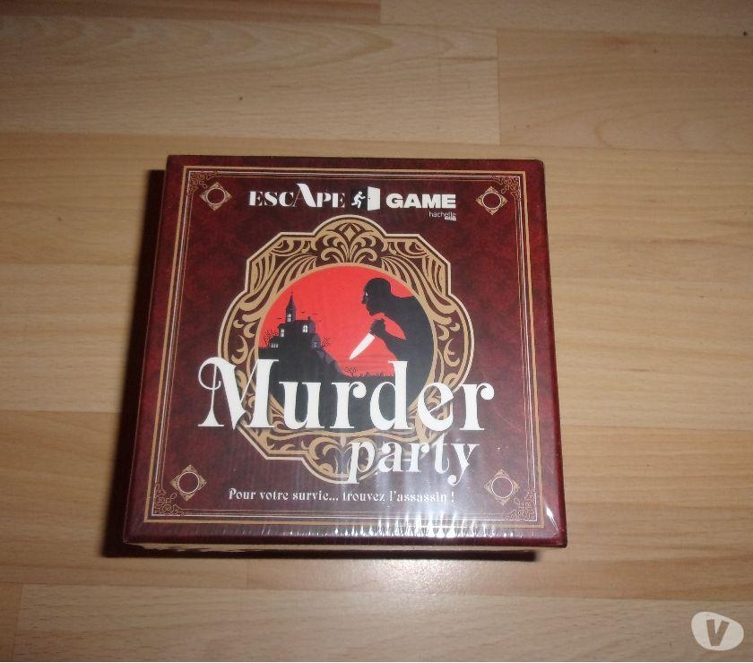 Photos Vivastreet Jeu Escape Game Murder party (Neuf)
